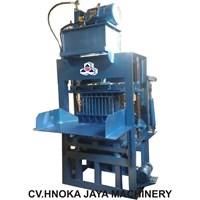 Jual Mesin Press Hydraulic Bata Merah Manual  2