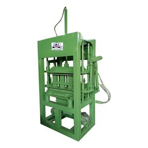 Dari Mesin Cetak Batako / Cetak Paving Hydraulic 1