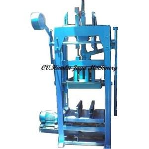 Dari Mesin Press Batako E.Motor 2