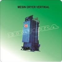 Mesin Dryer Vertikal