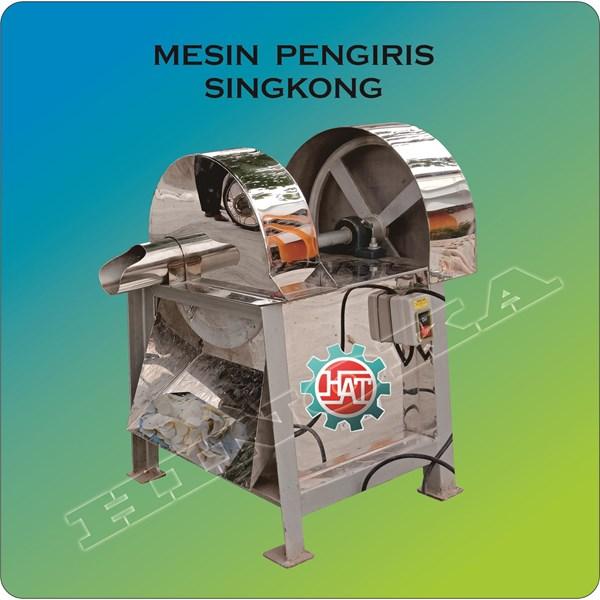 Mesin Pengiris singkong / Mesin Perajang