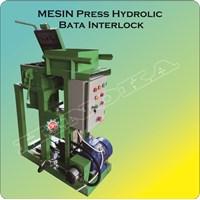 Mesin Press Interlcoking Semi Automatis