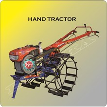 Hand Tracktor
