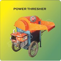Mesin Power Thresher