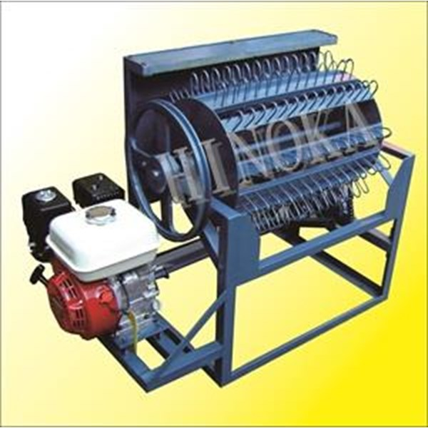 Machine Pedal Thresher