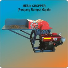 Mesin Chopper Hat 302 Rgb