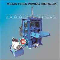 Mesin Press Paving block 1