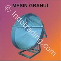 Jual Mesin Pan Granulator 2