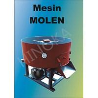 Mesin Molen Batako (mixer)