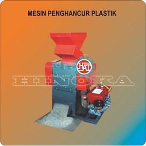 Mesin Pencacah Plastik