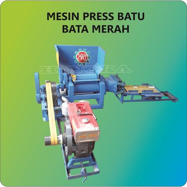 Press Batu Bata Merah