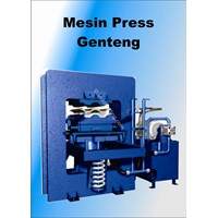 Mesin Press Genteng
