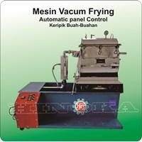 Vacum Frying (pembuat kripik buah)