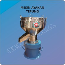 Flour sifter machine stainless staanless