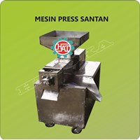 Mesin Press Santan 1