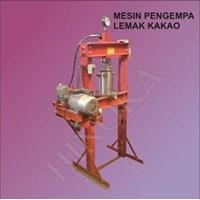 Mesin Pengempa Lemak Kakao