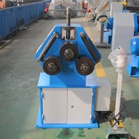 Roll Plate Pipe Bending Machine