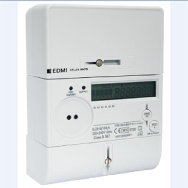 Smart Electricity Meter KWH EXIM 1P EDMI MK7B