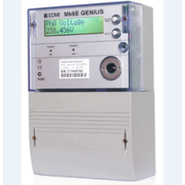 EDMI Meter MK6E