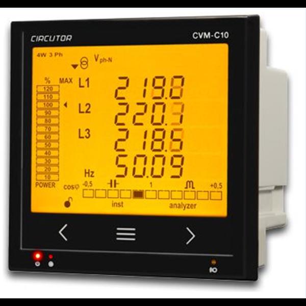 Power Meter CVM C-10 Circutor