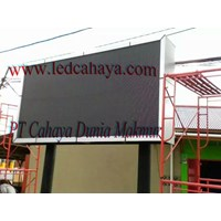 Jual Dispaly LED VIDEOTRON p10 Outdoor