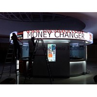 Display LED Running Text Full Color 1