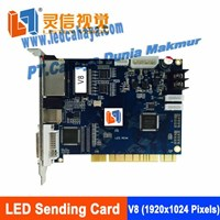 Display LED SENDING CARD V8