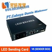 Display LED SENDING BOX V8
