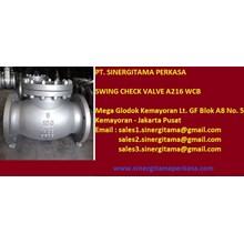 Swing Check Valve A216 WCB