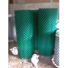 Kawat Jaring Harmonika PVC dan Galvanise 3