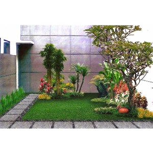 Jasa Design Taman Outdoor Dan Landscape By Toko Baja Ringan Construction
