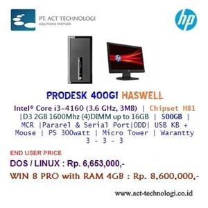 Hp Prodesk 400G1 Mt
