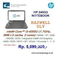 Hp Notebook 240G3 1