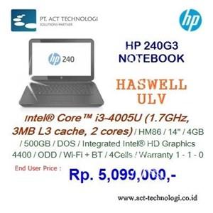 Hp Notebook 240G3
