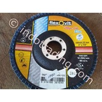 Mesin Flexovit Flap Disc 5