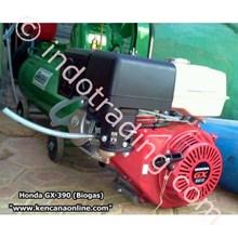 Mesin Penggerak (Engine) 11 Hp (Bahan Bakar Biogas Hibrid)