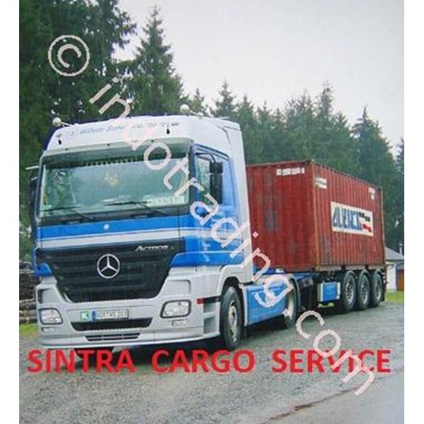 Foto Dari Trucking Darat Kontener 0