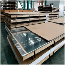 Plat Stainless Steel Mirror / Ba / Hairline