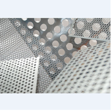 Plat Berlubang (Perforated) Stainless Steel 201/304/316L