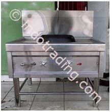 Toko sannarya indotehnik jual fabricator alat alat dapur for Harga kitchen set stainless steel