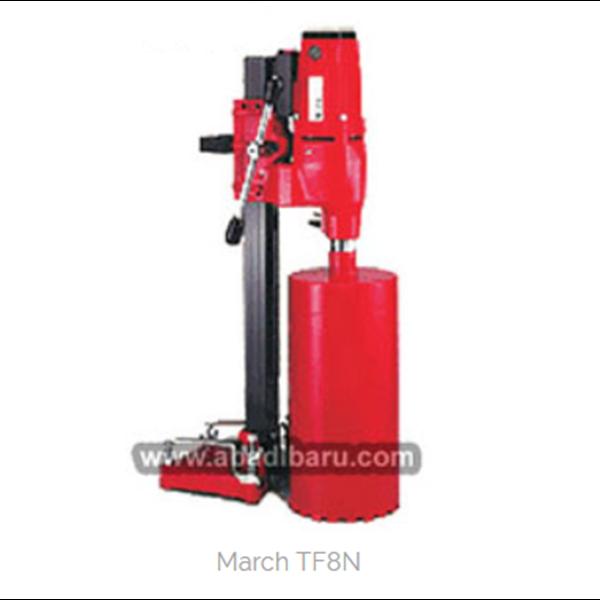 Concrete Core Drill Machine March Tf8n