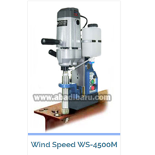Magnetic Core Drill Machine Wind Speed Ws-4500M