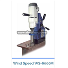 Magnetic Core Drill Machine Wind Speed Ws-6000M 1