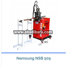Portable Busbar Machine Namsung Nsb 505