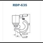 Double Acting Hydraulic Puncher Rdp-635 Punching Machine 1