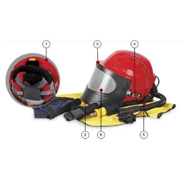 Blast Helmet