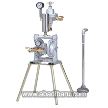 Air Powered Double Diaphragm Pump
