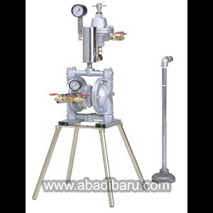 Air Powered Double Diaphragm Pump
