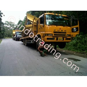 Jasa Angkutan Khusus Alat Berat By AB Logistics Balikpapan