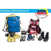 Personal Water Rescue Kit For Swimmer